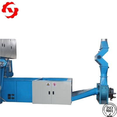 1200mm Fine Cotton Opening Machine For Carpert Making 200kg/h